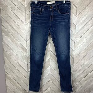 Abercrombie & Fitch perfect stretch jeans 10/30